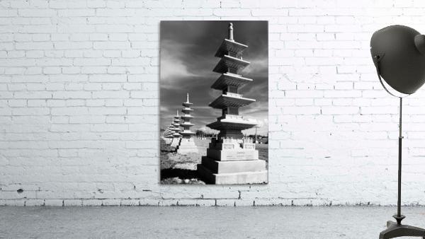 Vanishing Towers of Wutai Shan