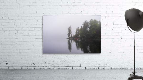 Koshlong Lake Fog