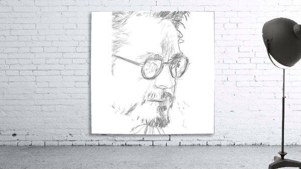 Robert Downy Jr. - Celebrity Pencil Art