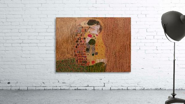 Kiss by Klimt