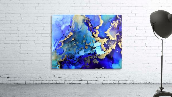 Starlight in Blue