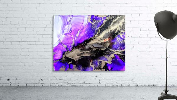 Purple Mirage II