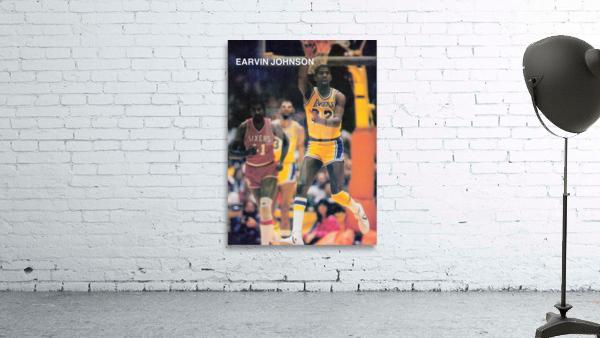 1983 Magic Johnson LA Lakers