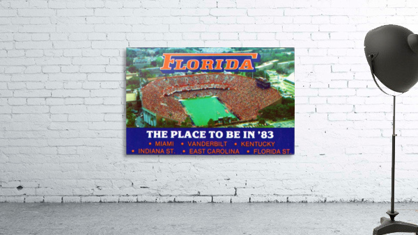 1983 college football florida gators place to be in 83
