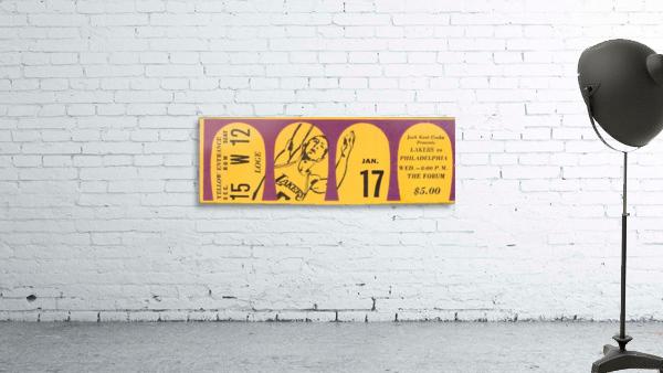 1968 LA Lakers