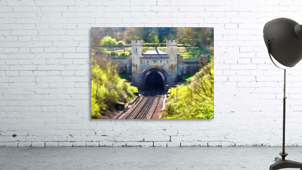 Clayton Tunnel in Sussex England