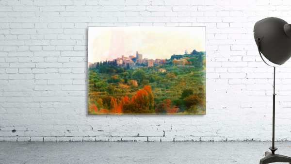 Panicale in Fall