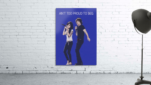 Aint Too Proud to beg   Amy Winehouse & Mick Jagger