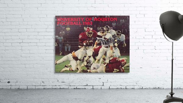 1983 houston cougars football