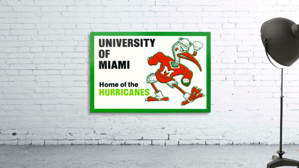 university of miami home of the hurricanes