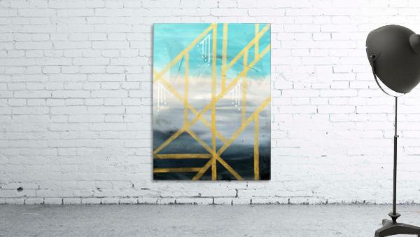 Art deco geometric III