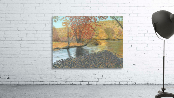 Two Rivers - Newtown Series 18X24