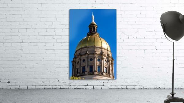 Georgia State Capitol Building   Atlanta GA 7190