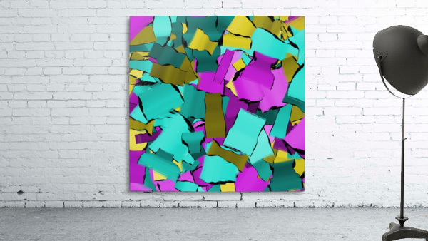abstract flow art