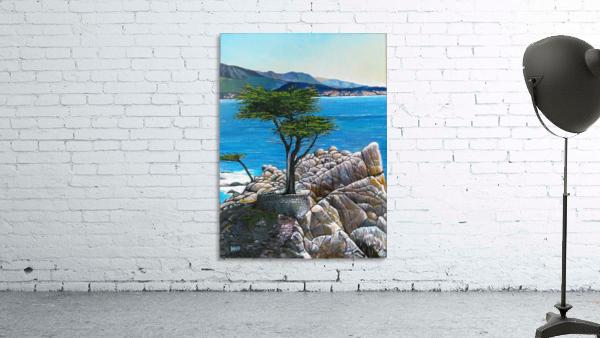 Lone Tree at Pebble Beach