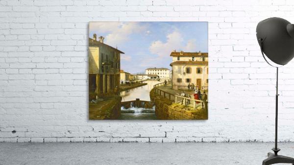 Il Naviglio dal ponte di San Marco