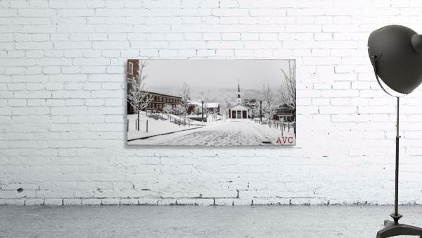 White Chapel-- Winter