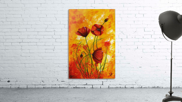 Edit Voros Red Poppies 006