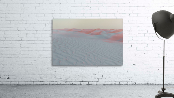 Misty Desert