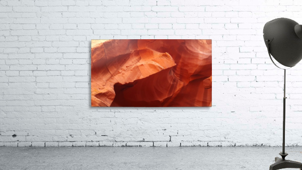 Eroded Wall of Antelope Canyon