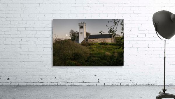 St Jamess Church in Manorbier