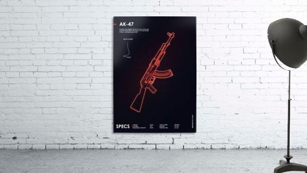 AK-47 CSGO WEAPON