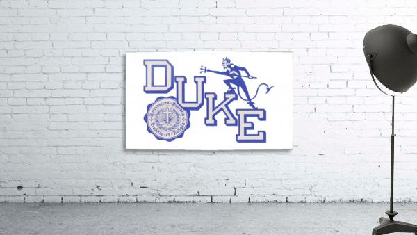 Vintage Duke University Art