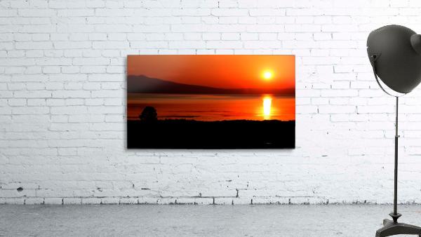 Honey Lake Sunrise