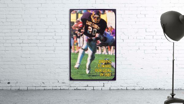 1987 East Carolina Football
