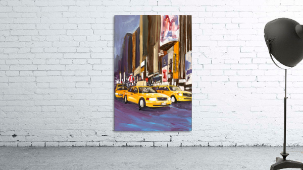 Cabs at Night
