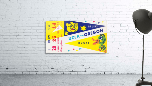 1954 UCLA vs. Oregon