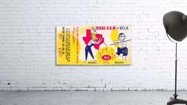 1955 UCLA vs. Texas