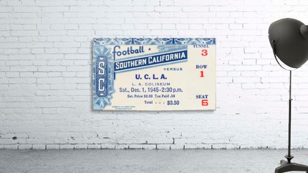1945 USC vs. UCLA Game 2