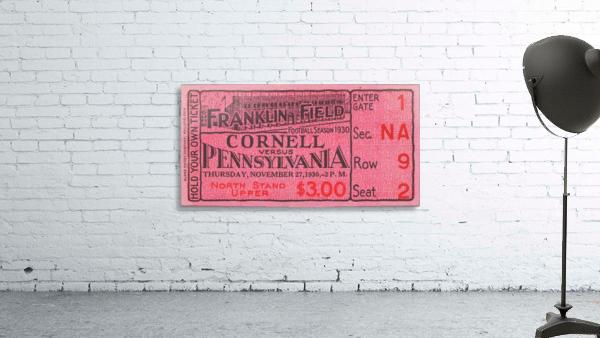 1930 Cornell vs. Penn