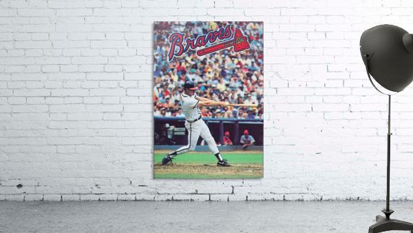1988  Atlanta Braves Dale Murphy
