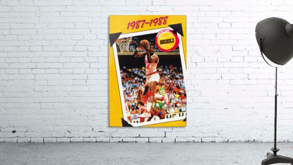 1987 Hakeem Olajuwon Houston Rockets