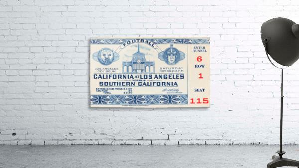 1940 USC vs. UCLA