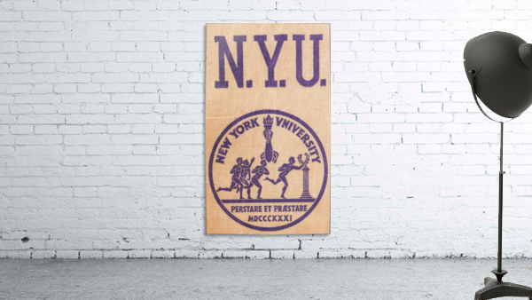 1950s NYU Art
