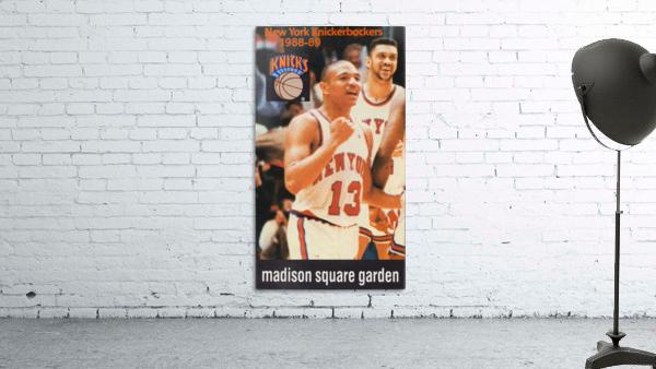 1988 New York Knicks Mark Jackson