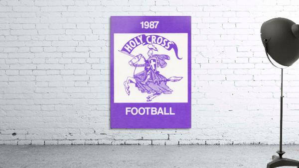 1987 Holy Cross Football