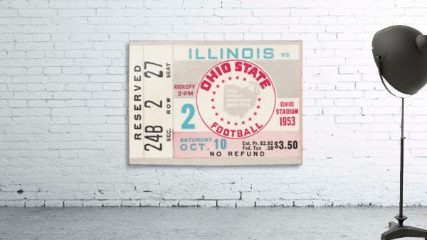 1953 Ohio State vs. Illinois