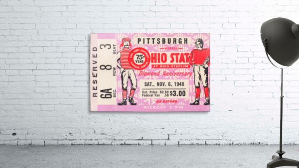 1948 Ohio State vs. Pittsburgh