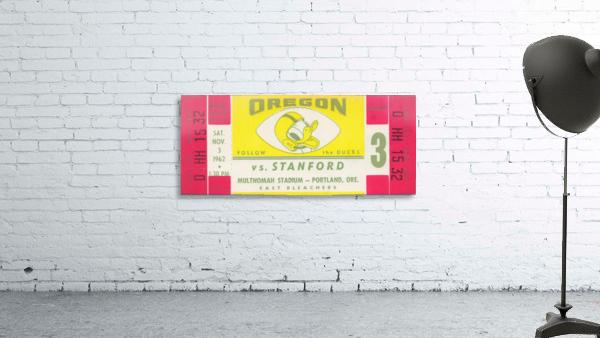 1962 Oregon vs. Stanford