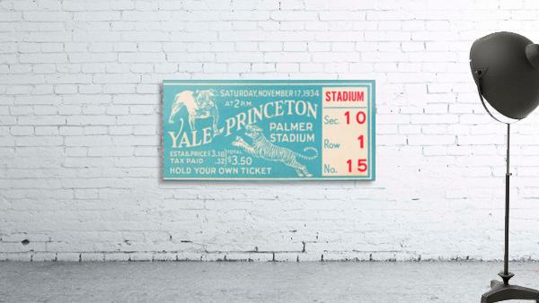 1934 Yale vs. Princeton
