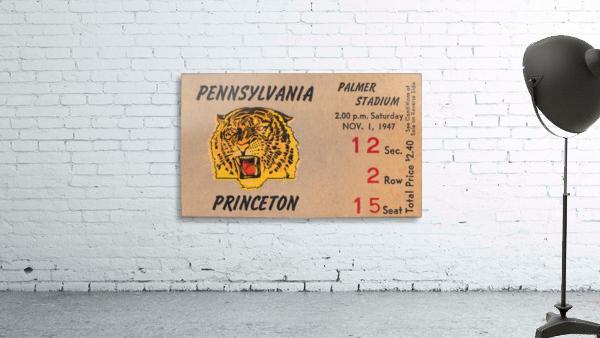 1947 Princeton vs. Penn
