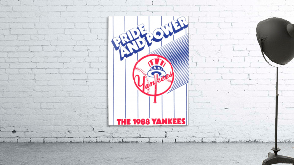 1988 New York Yankees Art