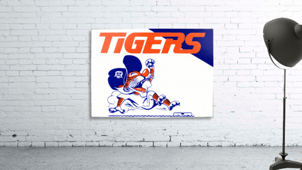 Tigers Cartoon