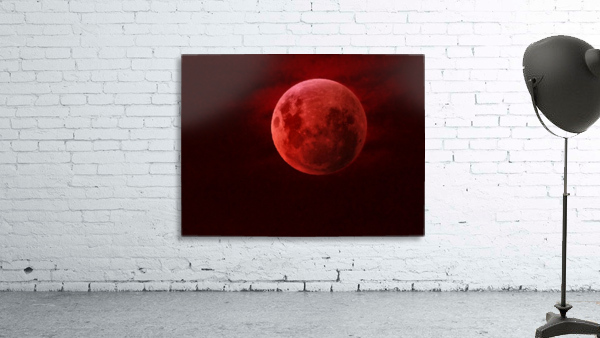 One Red Moon