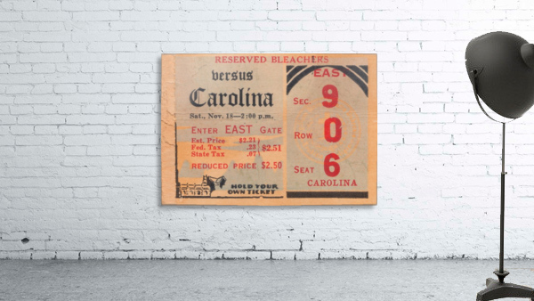 1939 North Carolina vs. Duke