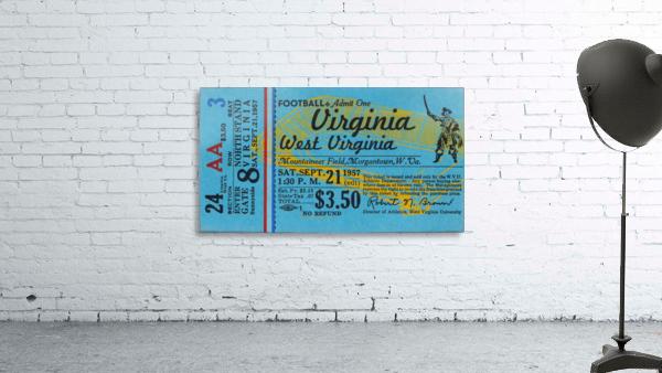 1957 Virginia vs. West Virginia